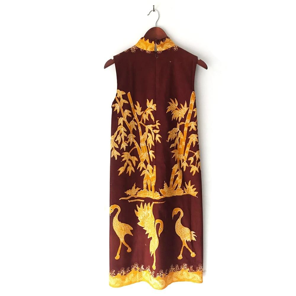 Batik Tulis Dress: Valerie Batik Tulis 001