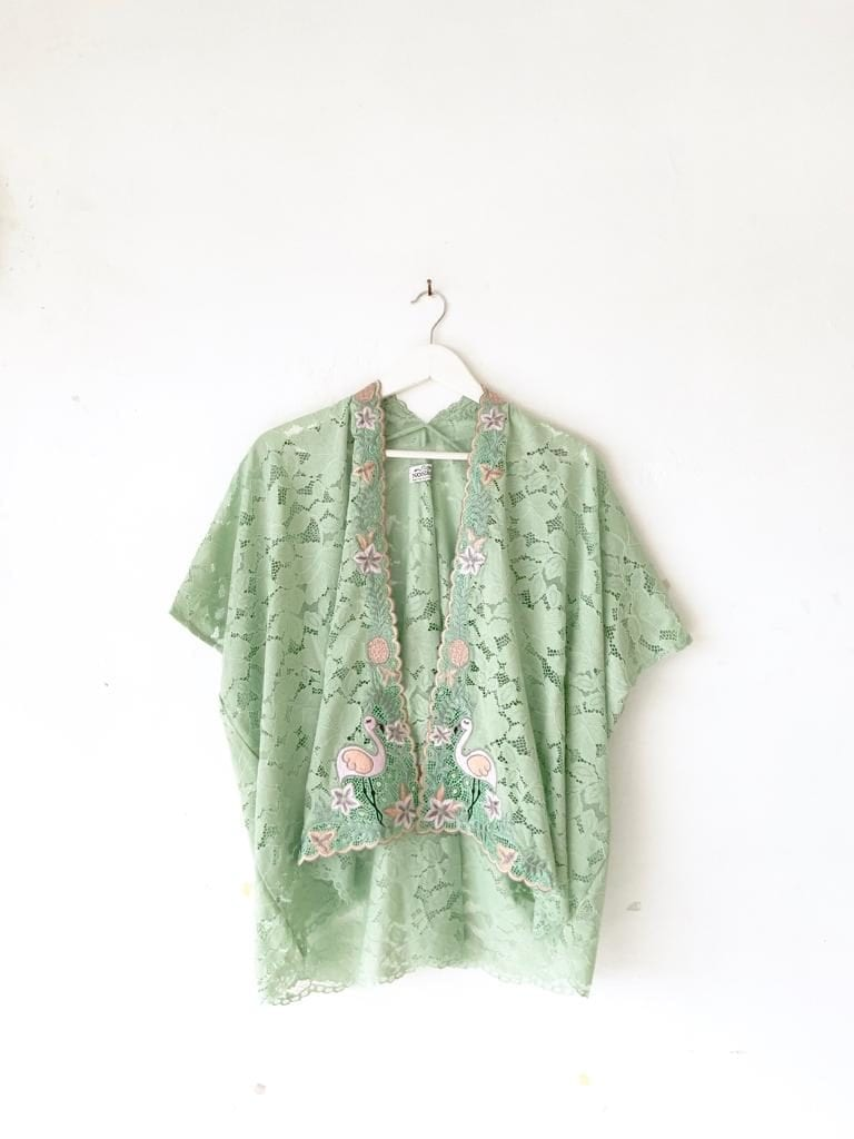Maple Outer PO Lace Mint