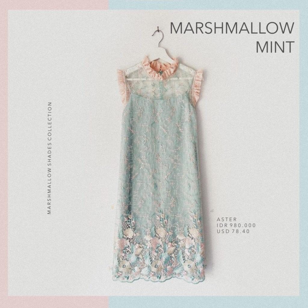 PO Aster Marshmallow Mint